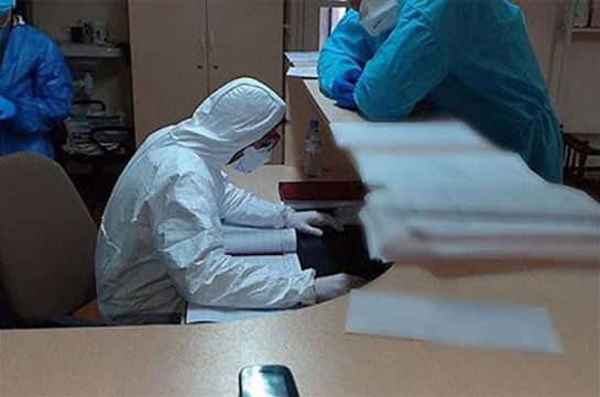 Number of coronavirus cases grows by 2,213 in past 24 hours in Armenia, 16 new deaths recorded