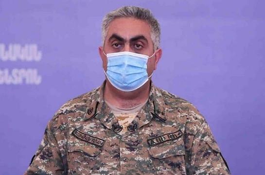 Ադրբեջանցիների՝ հայկական զինվորական համազգեստով գրոհներ եղել են. ՊՆ ներկայացուցիչը հաստատեց