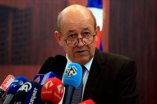 Ֆրանսիայի ԱԳՆ ղեկավարը մեկնաբանել է Մակրոնի հասցեին  Էրդողանի վիրավորանքները