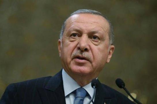 Турция не боится американских санкций, заявил Эрдоган