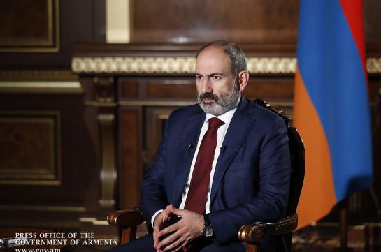 НАТО несет прямую ответственность за действия Турции в Нагорном Карабахе – Никол Пашинян