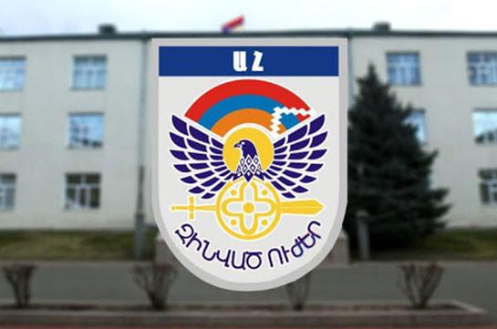 Армия Карабаха строго соблюдает режим перемирия