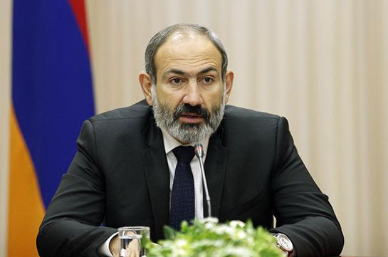 Armenian side continues to strictly adhere to the ceasefire regime: Armenia's PM