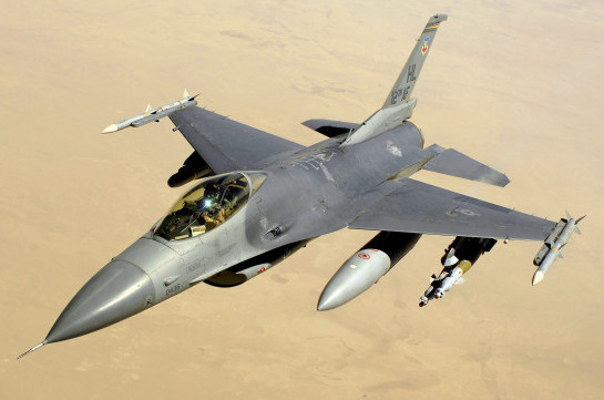 Aliyev threatens to use Turkish F-16 fighters in case of external aggression against Azerbaijan