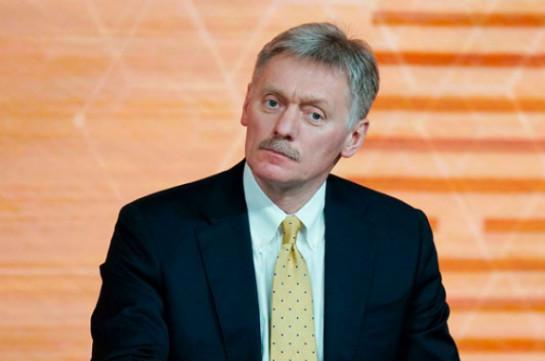 Песков заявил о безальтернативности мирного урегулирования в Карабахе