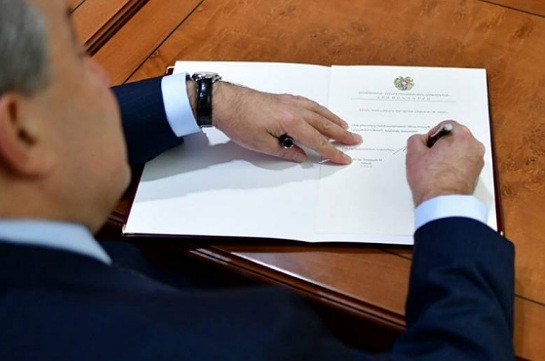 Арман Маралчян назначен на должность командующего погранвойсками СНБ Армении