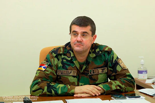 Власти Азербайджана продолжат военные усилия для окончательного изгнания армян из Арцаха – Араик Арутюнян