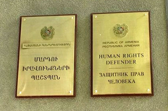 Armenia's Ombudsman: Large number of videos and photos about war crimes, atrocities sent to Armenian social network pages and private users from Azerbaijani social media sources