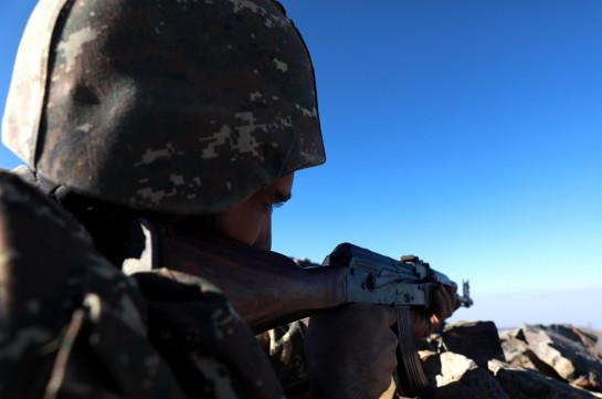 По ряду направлений в зоне карабахского конфликта продолжаются бои локального значения