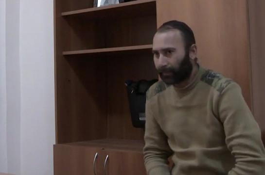 Нам сказали, что на армянских позициях 5-7 военнослужащих, которых нужно уничтожить и занять позиции – азербайджанский военнопленный (Видео)