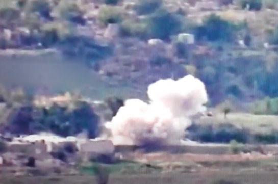 Подразделения Армии обороны продолжают уничтожать наемных террористов (Видео)