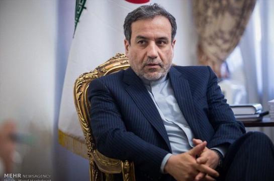 Замглавы МИД Ирана продвигает инициативу по прекращению огня в Нагорном Карабахе