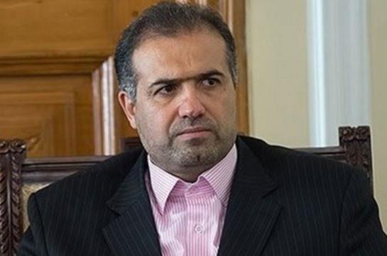 Посол Ирана в Москве: присутствие иностранных сил в карабахском конфликте представляет угрозу для региона