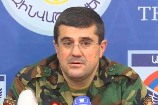 Это вызов всему цивилизованному миру – президент Арцаха о бомбардировке роддома Степанакерта