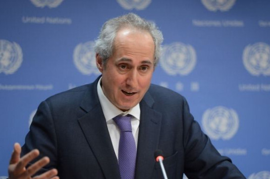 The ongoing hostilities unacceptable and must stop immediately: UN Secretary General on situation in Nagorno Karabakh
