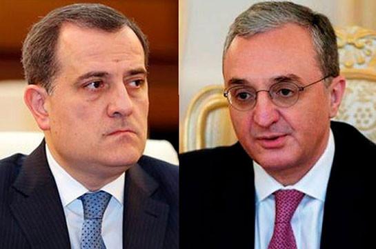 Встреча глав МИД Армении и Азербайджана в Женеве перенесена на 30 октября