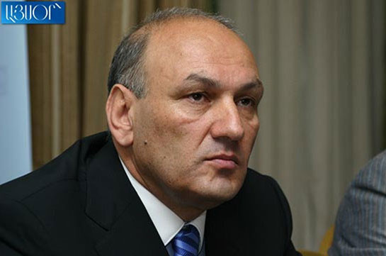 Armenia's ex-minister of finance Gagik Khachatryan released on bail