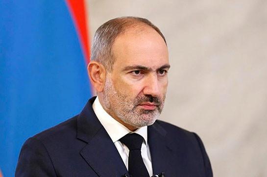 Никол Пашинян: Цель азербайджано-турецких войск – этническая чистка арцахских армян