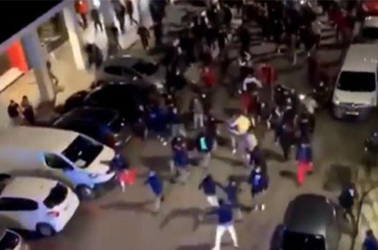 Валери Буайе: турки в Вьене пытаются охотиться на армян (Видео)