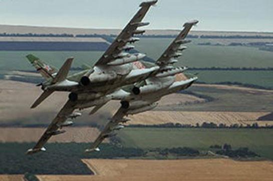 Заявление Баку об уничтожении двух штурмовиков Су-25 ВС Армении является дезинформацией – Минобороны