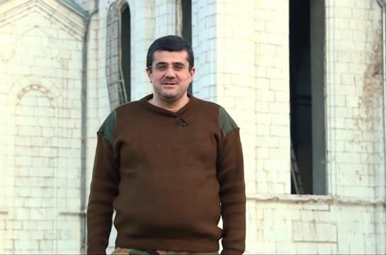 В течение ближайших дней мы должны внести перелом на фронте и наказать противника  прямо у ворот Шуши – президент Арцаха (Видео)
