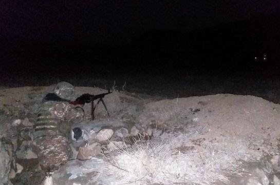 Атаки ВС Азербайджана отбиты, противник понес большие потери в живой силе