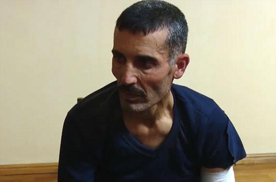 Karabakh Defense Army captures Syrian mercenary-terrorist, interrogate him