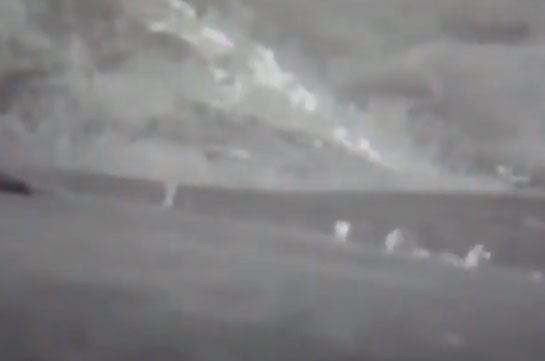 Ադրբեջանական դիվերսիոն խմբի ոչնչացումը (Տեսանյութ)