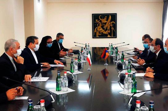 В Ереване состоялись очередные политические консультации между МИД Армении и Ирана