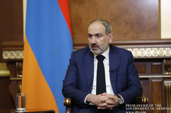 Vienna's security is not in my working logic. I can only warn you against the imminent threat: Armenia's PM