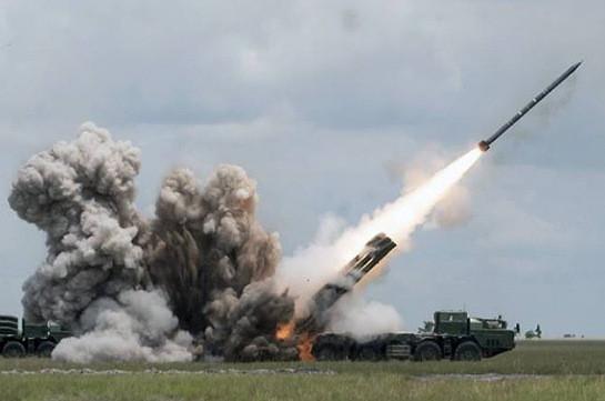 Азербайджан нанес ракетные удары по Степанакерту и Шуши, есть раненые