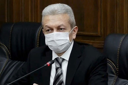Armenia to have growth of debt: finance minister