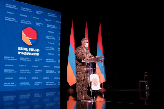 Fights in Shushi fierce, now continue too with less intensity - MOD representative