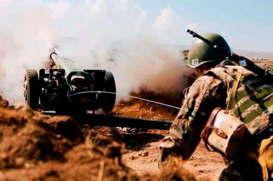 Fights continue near Shushi, enemy deprived of initiative – MOD
