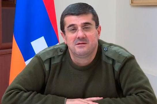 If war continued we would have lost the whole Artsakh and had more losses – Arayik Harutyunyan