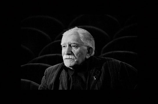 Armenian famous actor Armen Jigarkhanyan passed away at 85