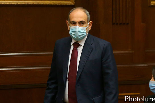 No government can exist in Armenia without people's permission – Pashinyan