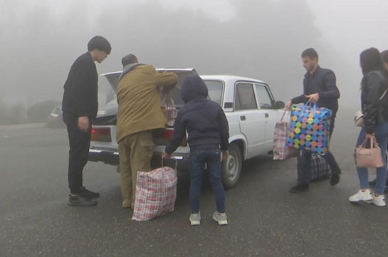 Over 2,600 residents return to Stepanakert