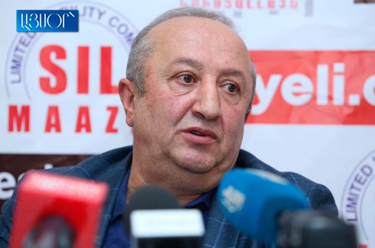 Ex top military official says Armenia's SU fighters have no ammunition