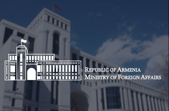 Armenia's MFA: Recent atrocities of Azerbaijani side based on anti-Armenian policy instigated and encouraged by Azeri leadership for decades