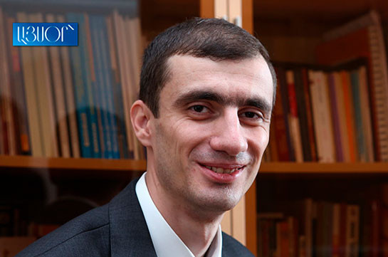 Mesrop Arakelyan appointed Armenia's Labor and Social Affairs Minister