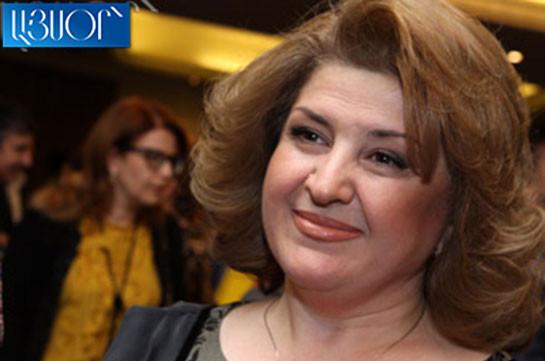 Armenia's third president's spouse Rita Sargsyan passed away at 58