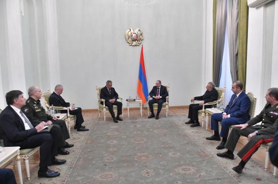 Сейчас трудные времена, мы надеемся, что сможем углубить наше сотрудничество с Россией – Пашинян встретился с Шойгу (Видео)
