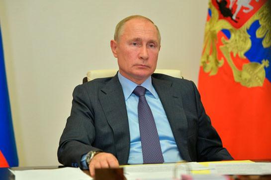 Путин поручил Новаку обсудить с Арменией подготовку Карабаха к зиме
