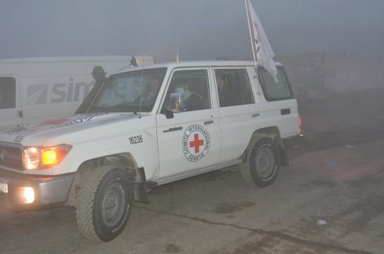 ICRC to increase presence in Nagorno Karabakh