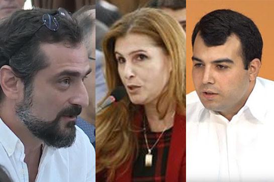 Արսեն Կարապետյանը դիմում է գրել «Իմ քայլը» խմբակցության ավագանու մանդատից հրաժարվելու, Իզաբելլա Աբգարյանը՝ խմբակցությունից դուրս գալու մասին