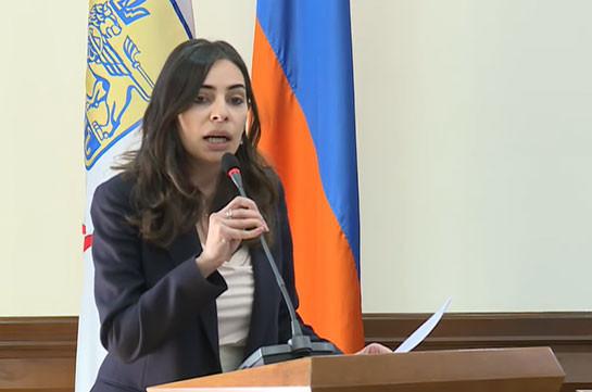 Вам не удастся сбежать из Армении, придется за все ответить – Теймине Варданян обратилась к премьер-министру