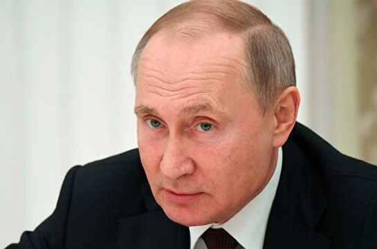 Պուտինը հայտարարել է Լեռնային Ղարաբաղում իրավիճակի կայունացման մասին