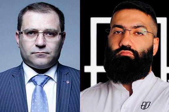 Խուզարկություններ են կատարվում Նարեկ Մալյանի և Արթուր Դանիելյանի բնակարաններում