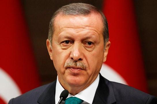 Ռուսաստանը, Թուրքիան և Ադրբեջանը կդառնան Ղարաբաղում խաղաղության երաշխավորները. Էրդողան